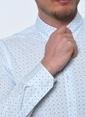 George Hogg Uzun Kollu Slim Fit Gömlek Beyaz